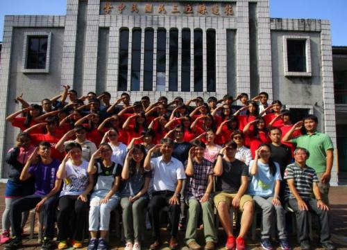 104學年度畢業團拍
